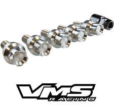 VMS 20 PORSCHE 911 996 997 986 987 BOXSTER STAINLESS STEEL LOCKING LUG NUTS BOLT