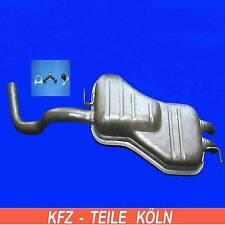 Audi A3 / Golf 4/ Nuevo Beetle / Seat Leon 1.9 Tdi Silenciador + Kit Montaje