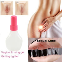 Female Vaginal Tightening Shrinking Gel Cream Vagina Repair Lubricating Oil Aid