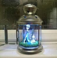 Kids hand crafted frozen anna and elsa night light / lamp (white lanterns only)