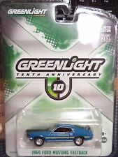 Green Light 10th Anniversary 1969 Ford Mustang Fastback