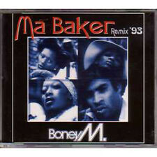 MAXI CD Boney M Ma baker remix 93 4 Tracks Jewel case