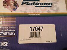 BBB Industries Brand 17047 Remanufactured Starter, New, Make An Offer