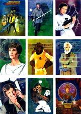 Star Wars Finest Complete 90 Card Base Set