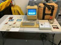 Apple Macintosh Computer 128k M0001