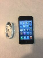 Apple iPod Touch 4th Generation Black (8 GB)  GREAT CONDITION BUNDLE #273