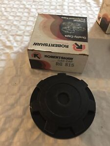 Vintage Robertshaw RG-815 10815 Gas Cap Dodge Charger Shelby 1983-87