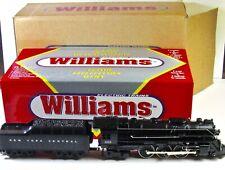 Williams 2056 New York Central 4-6-4 Hudson Steam Locomotive & Tender EXCELLENT