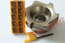 New 1P BAP300R 063-T6-22 6Flute Face Milling Cutter For APMT1135 insert