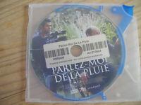 DVD  boitier slim PARLEZ MOI DE LA PLUIE (b10)