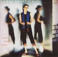 Music CD - Clock Without Hands  by Nanci Griffith