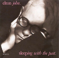 Sleeping with the Past by Elton John (CD, Aug-1989, MCA)