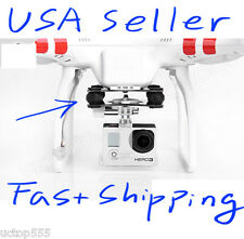 DJI Phantom 1 2 3 Jello Fix GoPro Mount W/ Rubber Balls Vibration Isolator