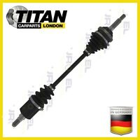Vauxhall Vectra C GTA Signum 1.9 CDTI 2.2 DTI Driveshaft Left Side CV Joint New