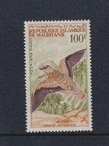 Mauretanien - 1964, Luft 100f Sandgrouse, Vogel Briefmarke - MNH - Sg 185