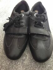 Brand New Black Mans Shoes Trainers  Size 10 Guess RRP £89