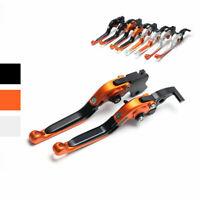 Adjustable Folding Extendable Brake Clutch Levers For DUKE 125 200 250 390 12-20