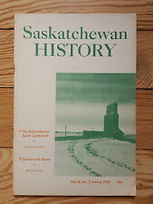 Saskatchewan History, 1950, Historical Society, Relief Commission, Cumberland Ho