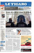 Le Figaro 19.10.2016 N°22454*Vent de colère dans la POLICE*TRUMP-CLINTON*BREXIT