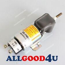 1751 series 12V Throttle Solenoid for Hatz Diesel SYNCHRO-START/Woodward Genie