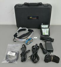 Enova Iris D 200 Led Surgical Headlight Amp B4x Battery Packs With Case Amp Accs
