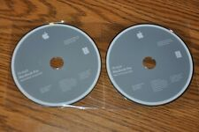 OS X 10.5 Leopard/10.6 Snow Leopard MacBook Pro 13 Application DVD new old stock