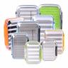 Unifishing Fly fishing Box Waterproof Double Side easy-grip Slit foam Fly Box