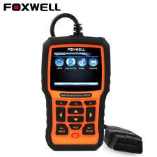 For LAND ROVER Jaguar ECU All Function FULL OBD Code Reader Tool Foxwell NT510