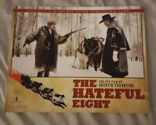 SDCC The Hateful Eight Print Quentin Tarantino Samuel L Jackson Kurt Russell