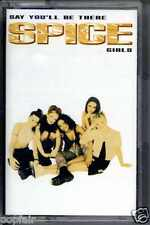 SPICE GIRLS - SAY YOU'LL BE THERE 1996 UK CASSINGLE VICTORIA BECKHAM POSH