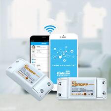Sonoff ITEAD conmutador inalámbrico Wifi casa inteligente Para Android App