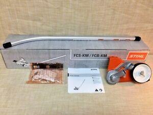Stihl Edger Attachment FCB-KM KOMBI 4180 740 5003, Curved Lawn Edger attachment