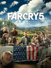 FAR CRY 5 ITALIANO PC GAME DIGITALE UPLAY FARCRY FARCRY5