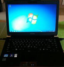 Toshiba Tecra R840 Notebook, Intel i5, 4GB RAM, 320GB HD , Win 7 Pro