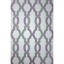 Cannetille W6434-02 Osborne & Little Cabachon Textured Lattice Wallpaper, 1 roll
