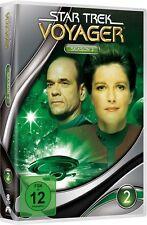 STAR TREK VOYAGER, Season 2 (7 DVDs) NEU+OVP