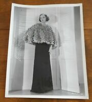 POSSIBLE RARE, ERNEST A. BACHRACH PHOTO OF,  ZASU PITTS, RKO - RADIO PICTURES