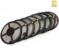 LED Strip Lights Waterproof 300LEDs 60LEDs/M Bande LED Diode Tape 5M/Roll