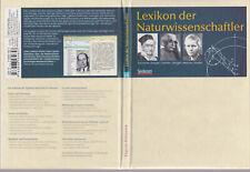 Digitale Bibliothek 85: Lexikon der Naturwissenschaftler / CD-Rom / 2005