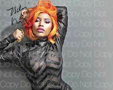 Nicki Minaj signed photo 8X10 picture poster autograph RP
