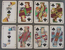 1977 CARTE DA GIOCO RUSSE-4 STAGIONI-OLD RUSSIAN PLAYING CARDS FOUR SEASONS