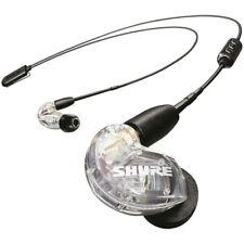 Shure SE215 Single Driver IEM Earphones with Detachable Bluetooth 5.0 Cable