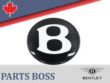 Bentley Azure Arnage Brooklands OEM Wheel Badge PD112544PA
