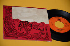 "ROLL'S 33 7"" 45 L'AMICA DI MARLENE ORIG ITALY BEAT 1968 EX"