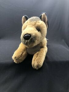 """Russ Berrie Yomiko Classics German Shepherd Dog Stuffed Animal Plush 12"""""""