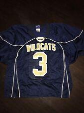 Men's Lacrosse Brine Wildcats Lacrosse Jersey Large L