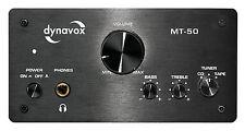 DYNAVOX  MT-50 MINIVERSTÄRKER SCHWARZ MT50  MINI AMP