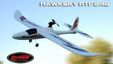 Hawksky 4CH Brushless Sport Trainer RC Plane 2.4G