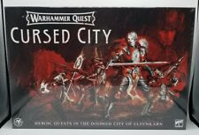 Warhammer Quest: Cursed City NEW in BOX Sealed Age Sigmar Soulblight Gravelords