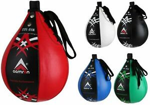 Aamron ® Boxing Speed Ball & Swivel Punch Bag Training MMA Punching SBL-A1A